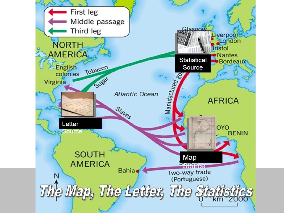 Map Source Letter Source Statistical Source