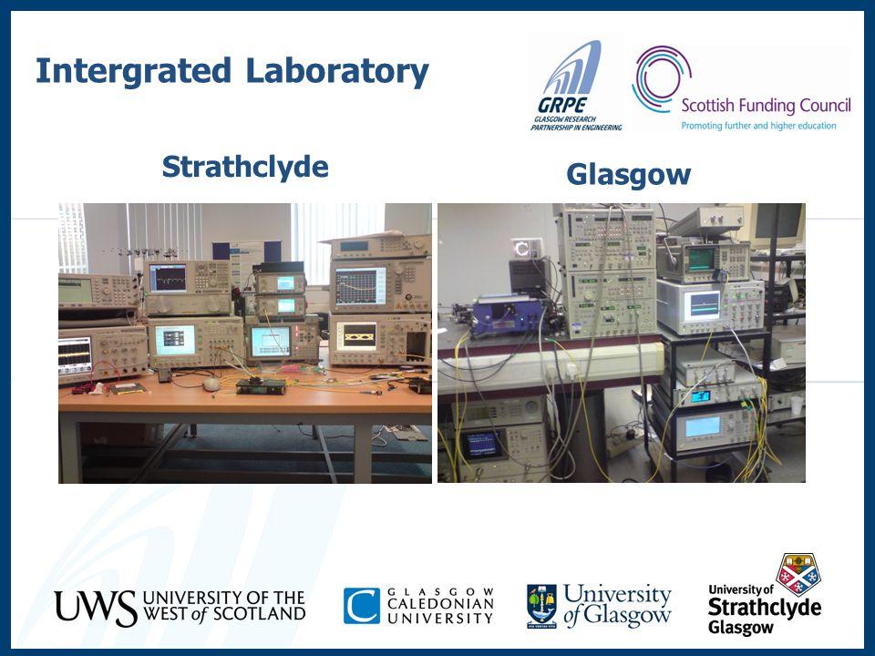 Intergrated Laboratory Strathclyde Glasgow