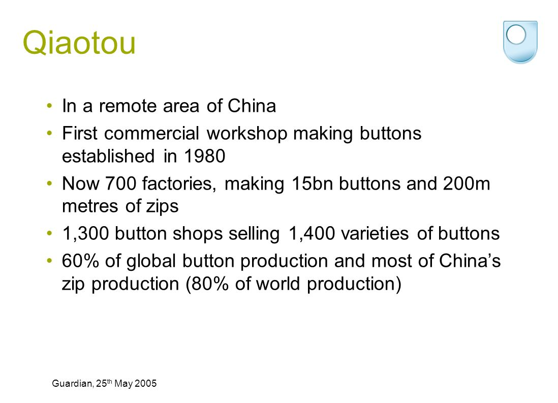 Commodities-manufactures terms of trade