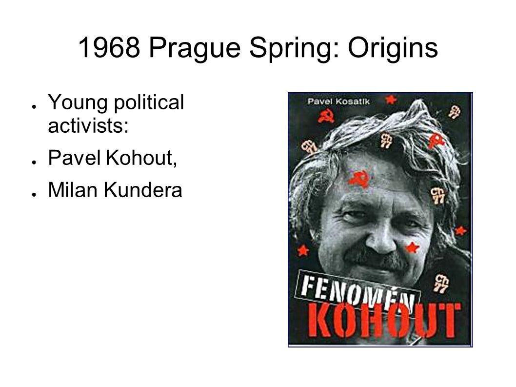 1968 Prague Spring: origins Political executions: Milada Horáková