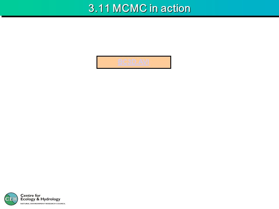 BC3D.AVI 3.11 MCMC in action