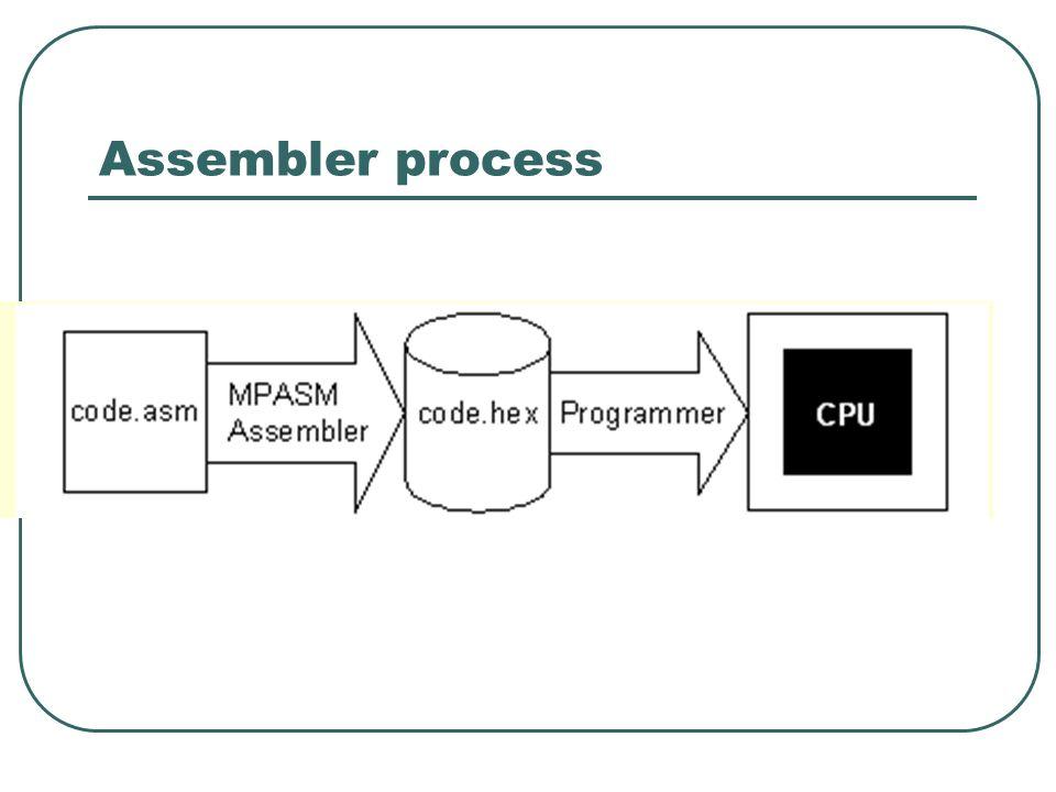 Assembler process