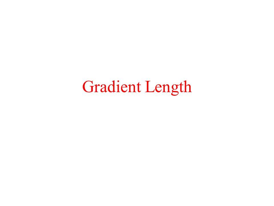Gradient Length
