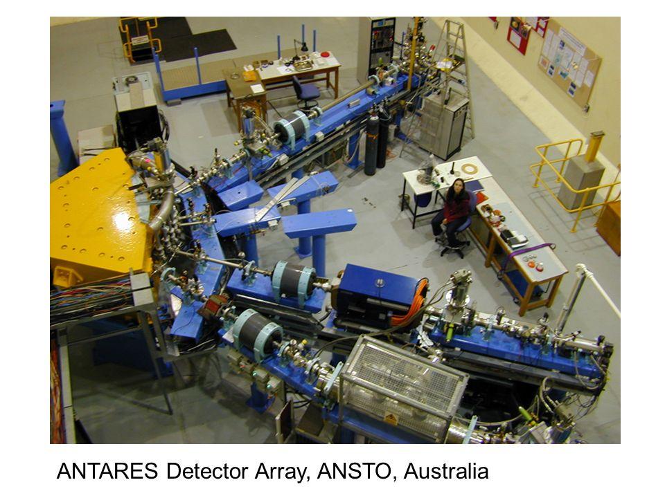 ANTARES Detector Array, ANSTO, Australia