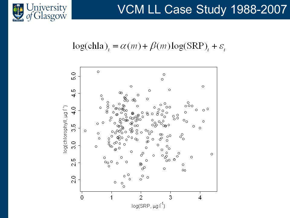 VCM LL Case Study 1988-2007