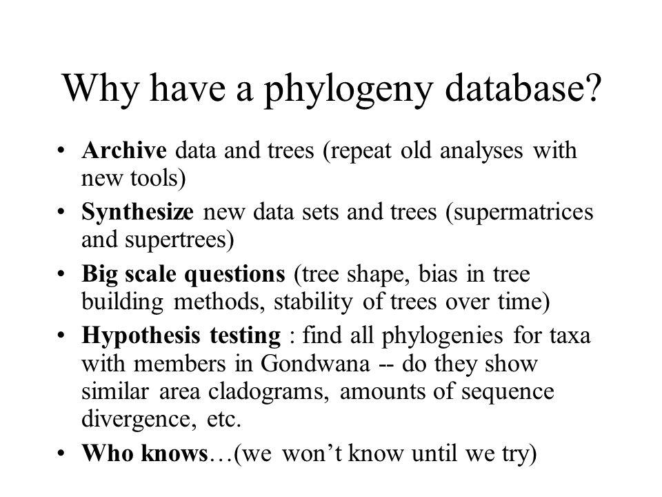www.biomoby.org www.gmod.org Bioinformatics envy - GenBank should NOT be our role model
