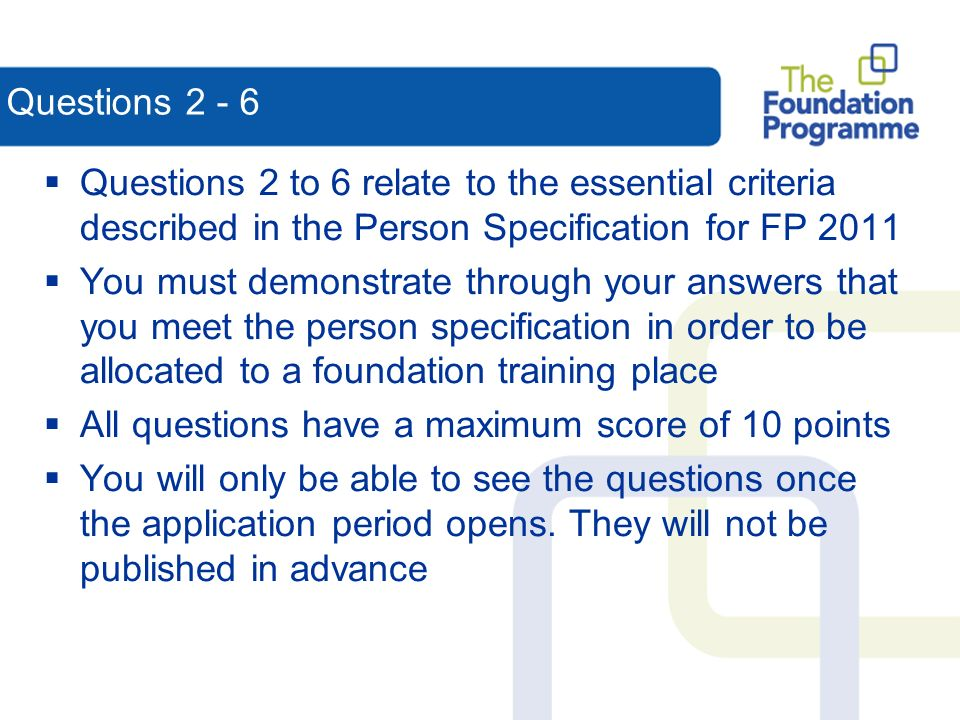 Question scoring procedure Basic element(s) to the question Additional quality features to answer Positive Negative