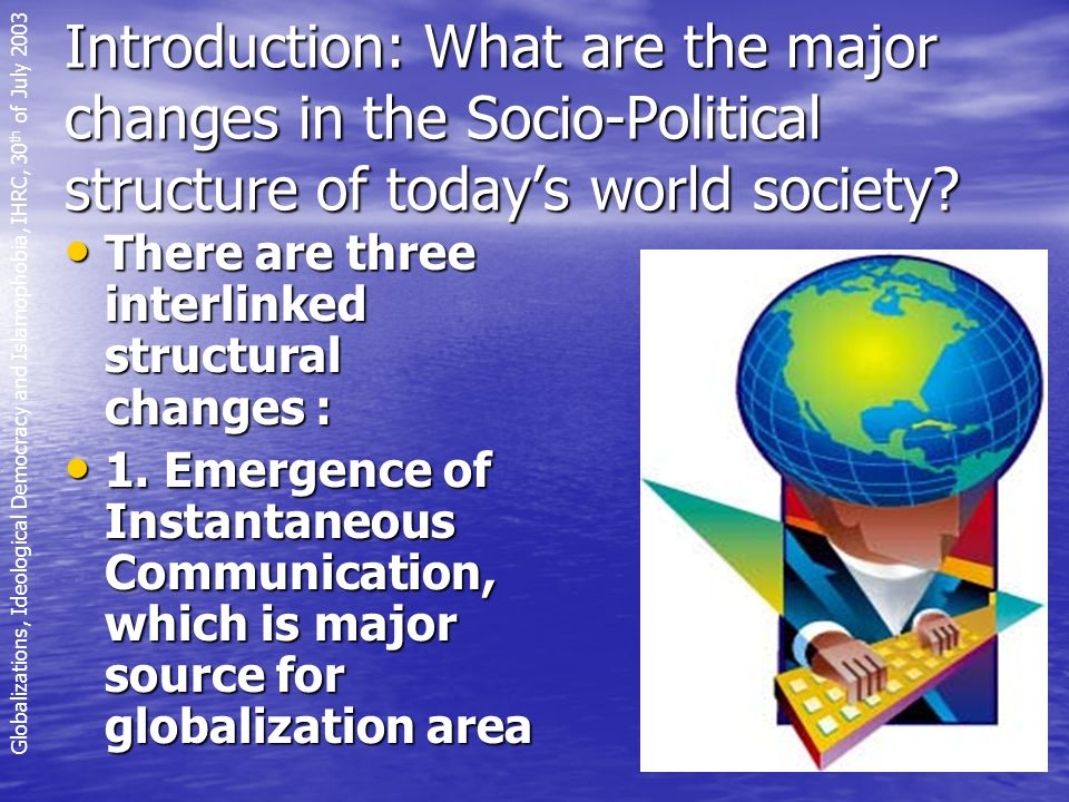 Americanization and secular culture Americanization working as a soft power to penetrate public and masses for turning world society in to American secular culture.