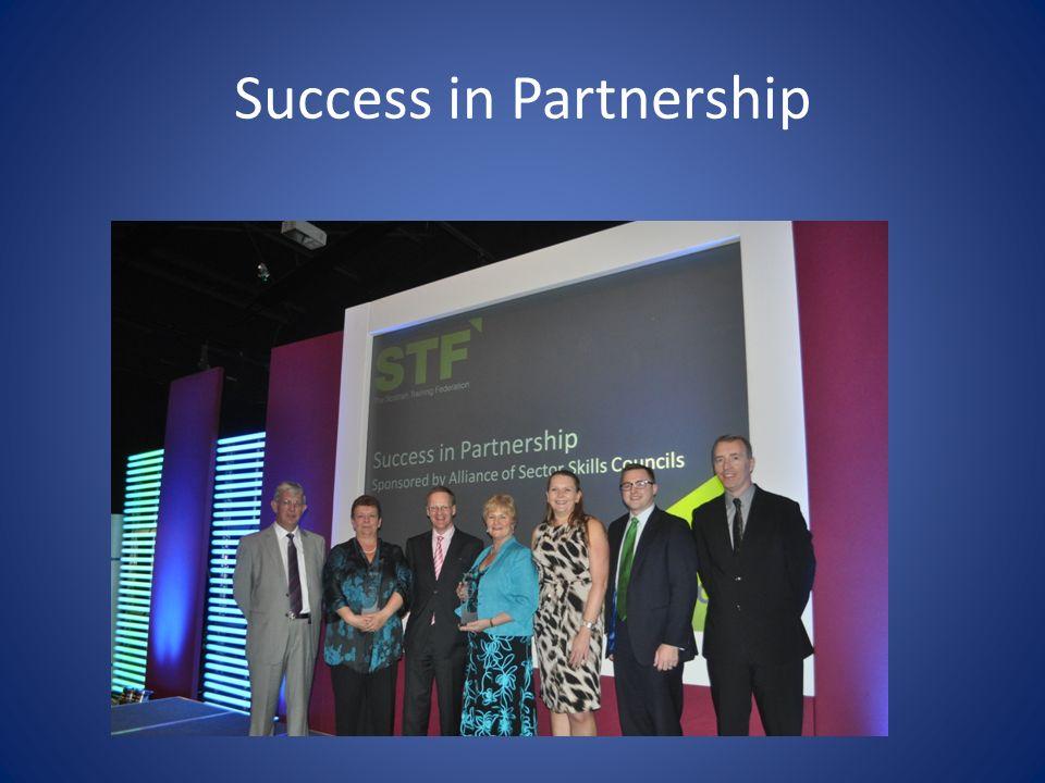 Success in Partnership