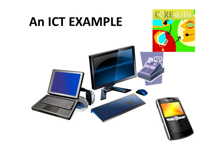 An ICT EXAMPLE