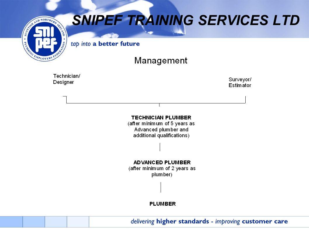SNIPEF TRAINING SERVICES LTD