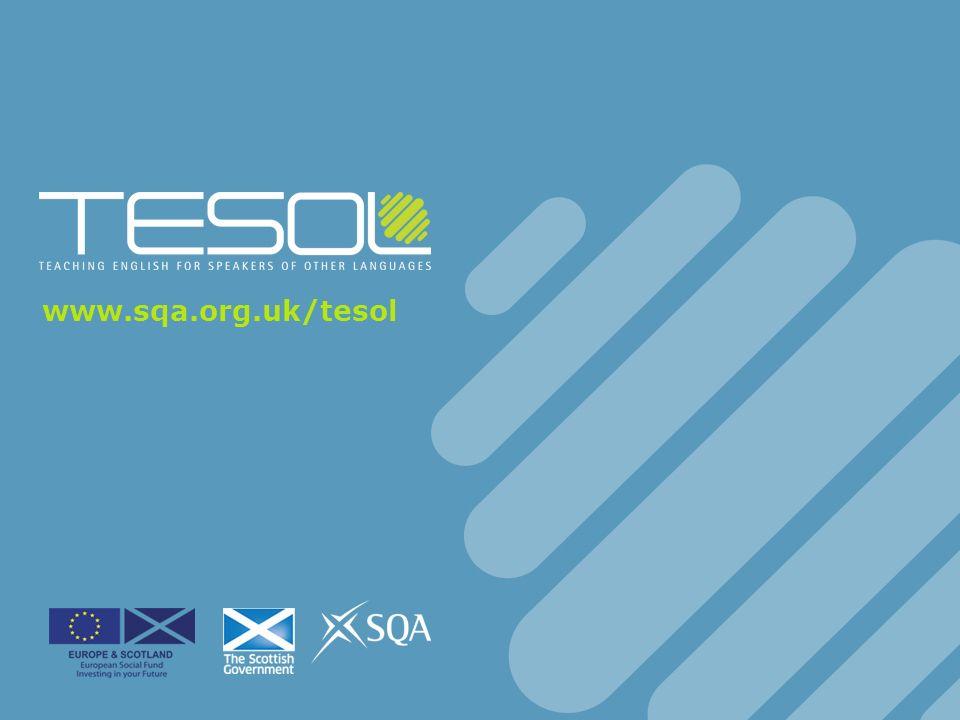www.sqa.org.uk/tesol