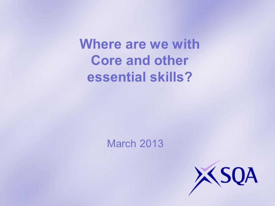 Troublesome skills?