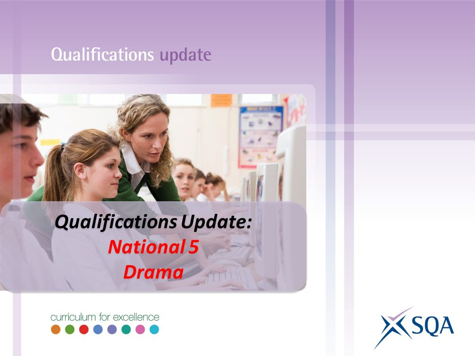 Assessment Package 1 Drama SkillsProduction Skills Covers Outcomes and Assessment Standards.
