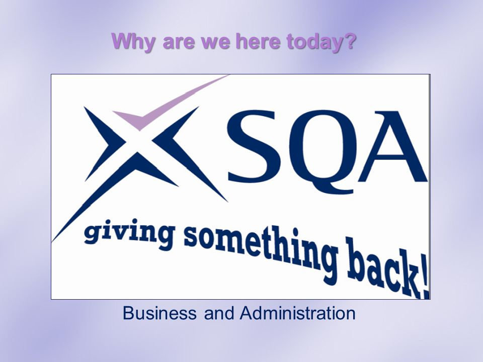 How important is Business and Administration.