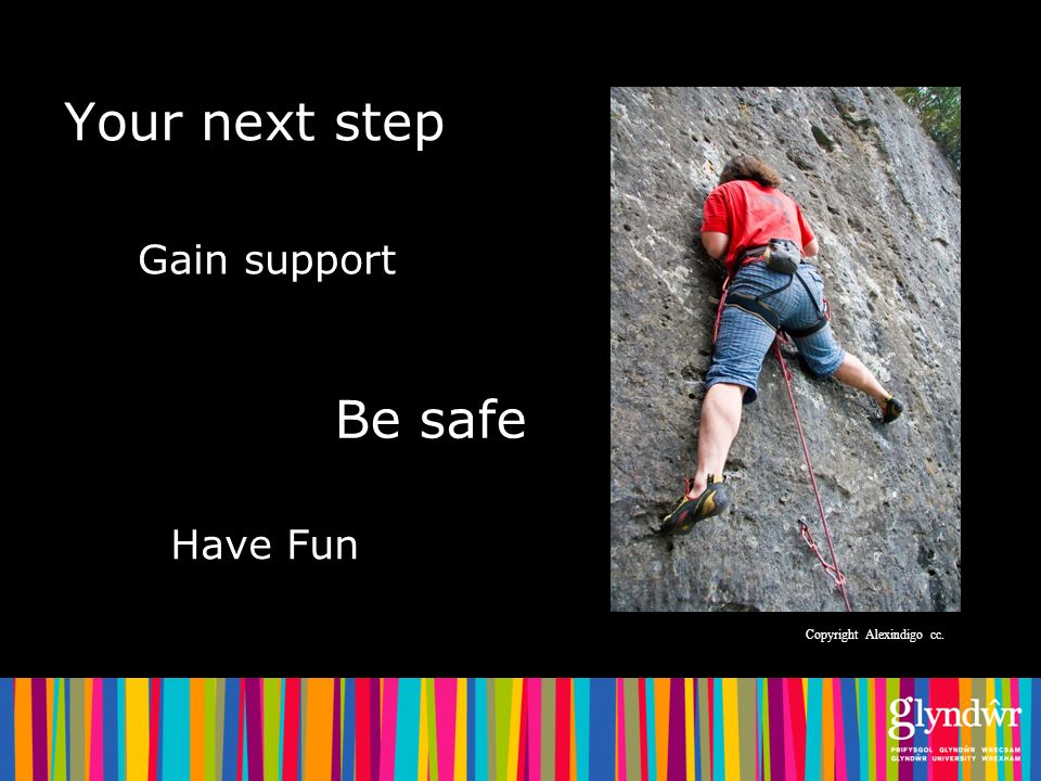 Your next step Have Fun Gain support Be safe Copyright Alexindigo cc.