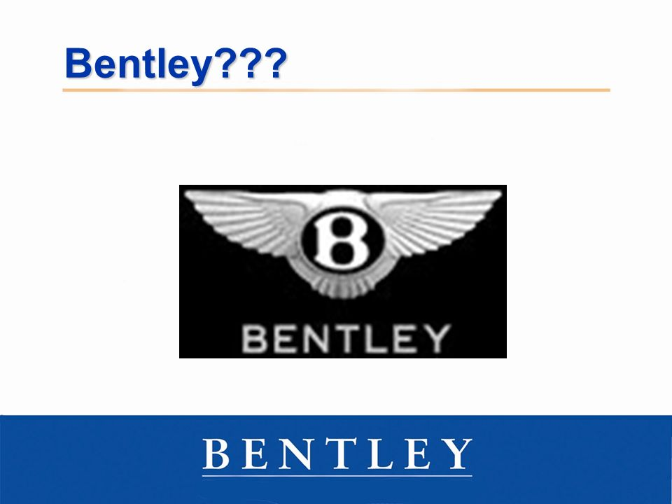 Bentley – the USs first business university Bentley is a business university.