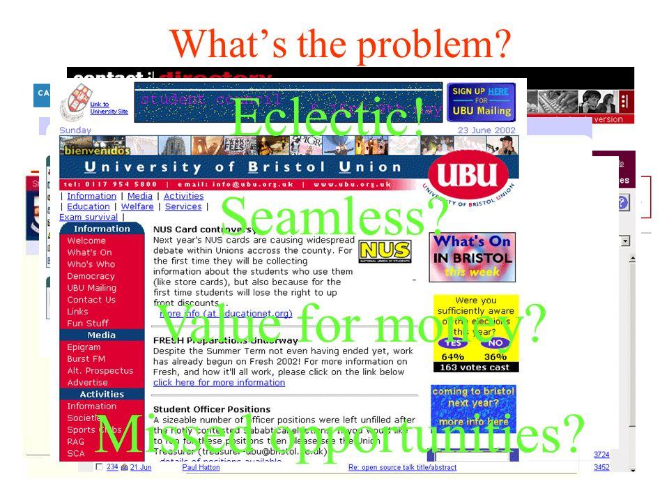 Authentication Userids & passwords –paul –glpb –geolpb then pb01 –pbrowning –briglpb Information Strategy Steering Group Do it.