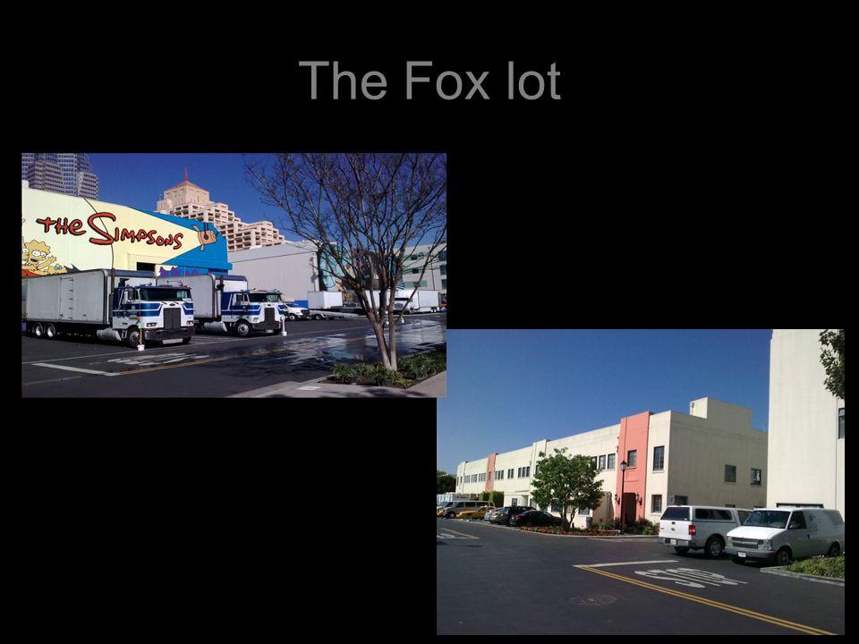 The Fox lot