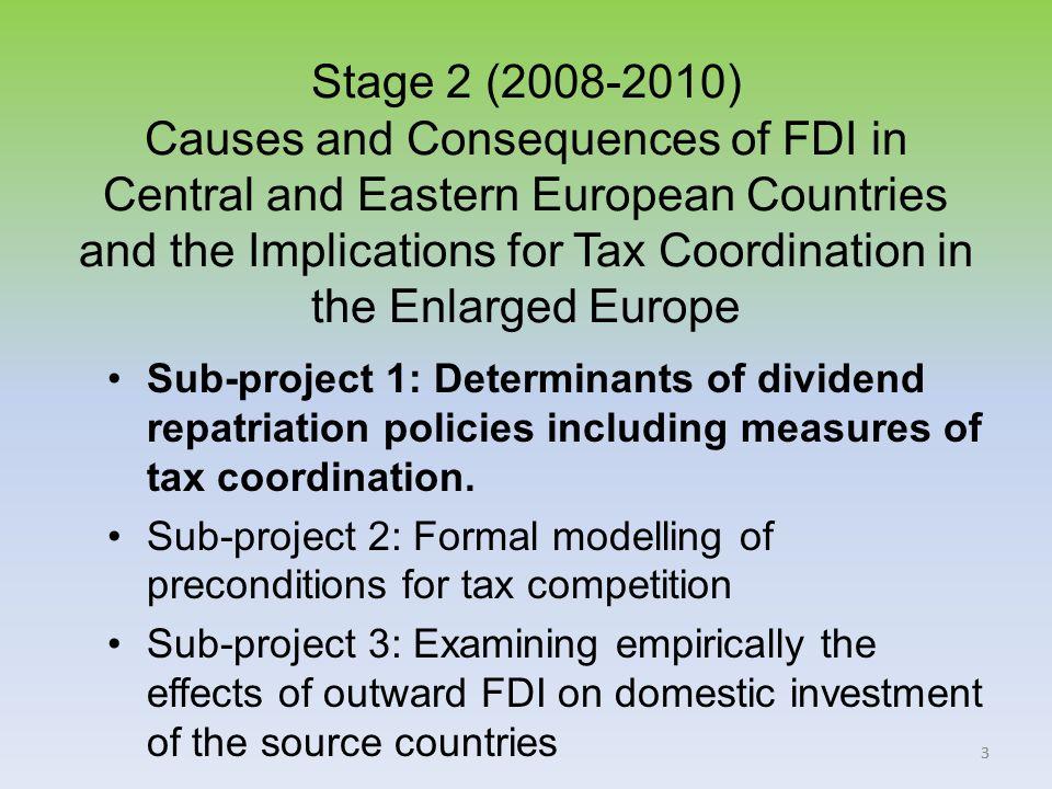 14 III. Methodological Issues
