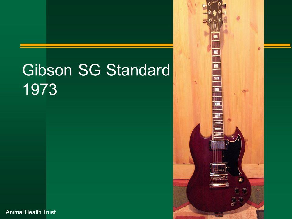 Animal Health Trust Gibson SG Standard 1973
