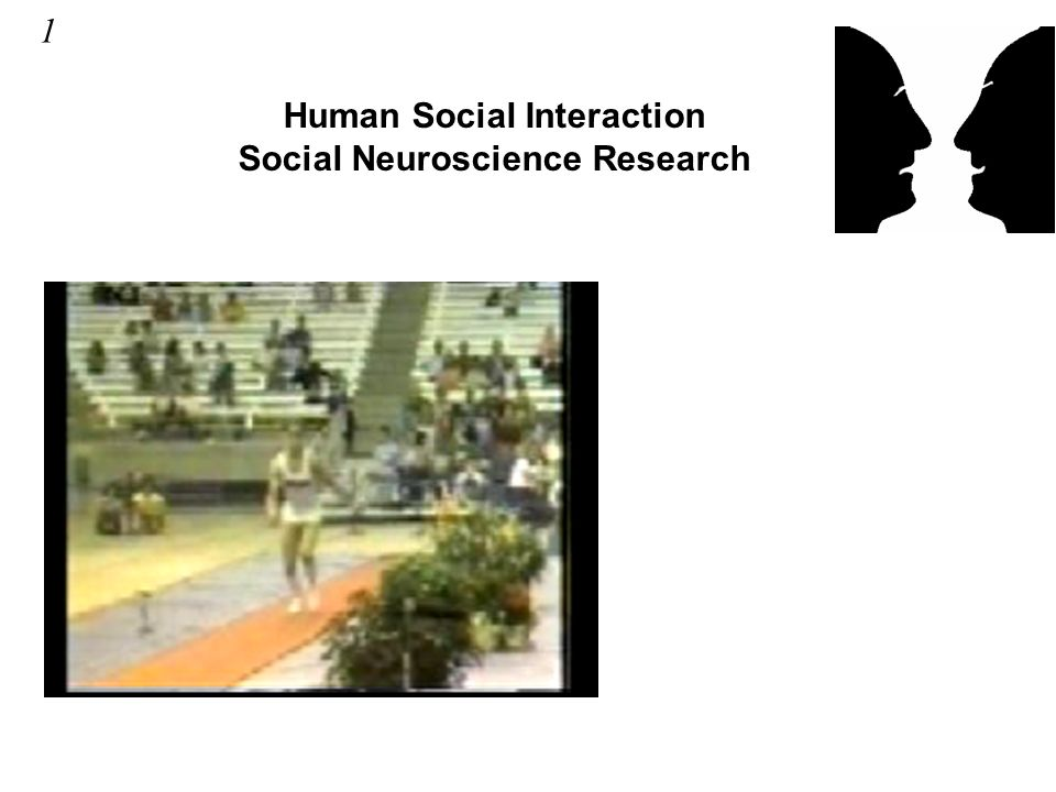 Human Social Interaction Social Neuroscience Research 1
