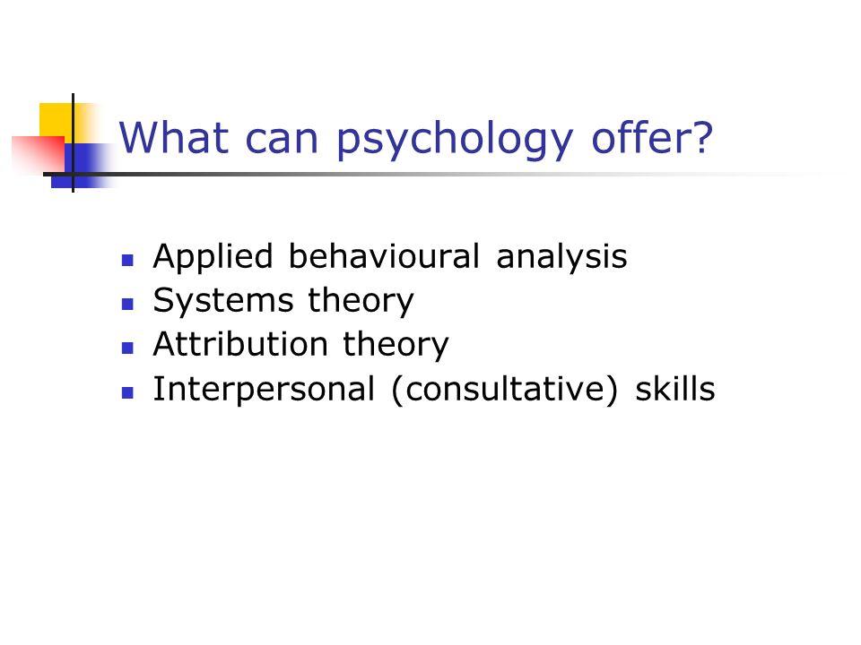 Key text Miller, A (2003) Teachers, Parents and Classroom Behaviour. A Psychosocial Approach. Maidenhead. Open University Press.