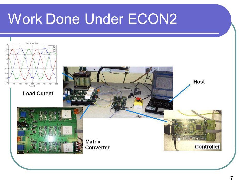 7 Work Done Under ECON2