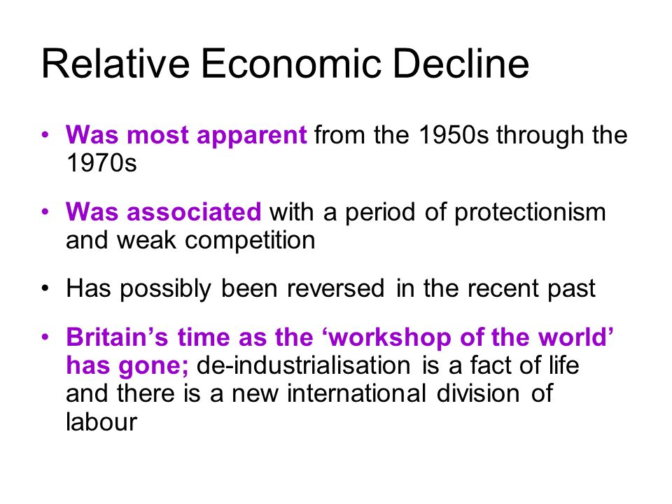 The Payoff from Globalisation (% GDP) 1830-7038.7 1870-19102.7 1910-1960-2.7 1960-200012.5 Based on similar assumptions to HMT (2003) and Bradford et al.