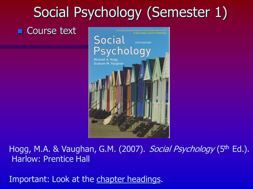 Social Psychology n Experimental methods in laboratory n Careful control of independent variables and its effect on a dependent variable n Example 1: Deci and Ryans (1985) experiments on intrinsic motivation n Aimed to examine effects of rewards on intrinsic motivation Methodological Issues