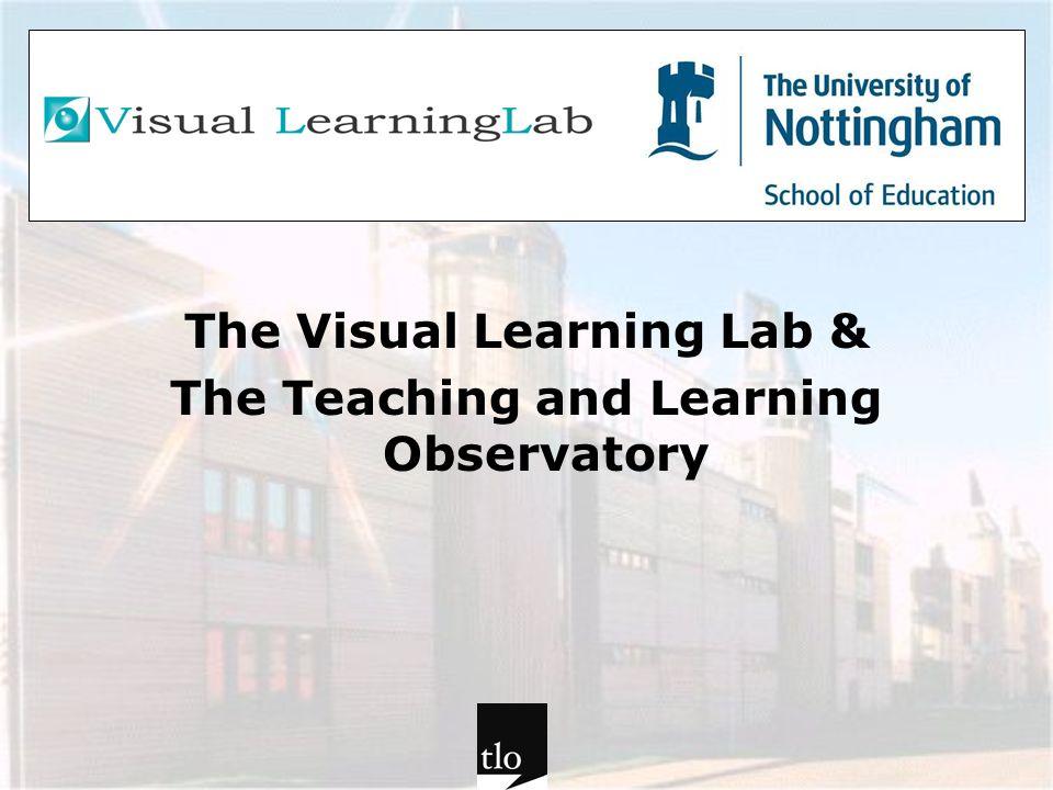 The VLL Co-directors Dr Do Coyle – Education, LSRI Prof. Roger Murphy – Education, LSRI
