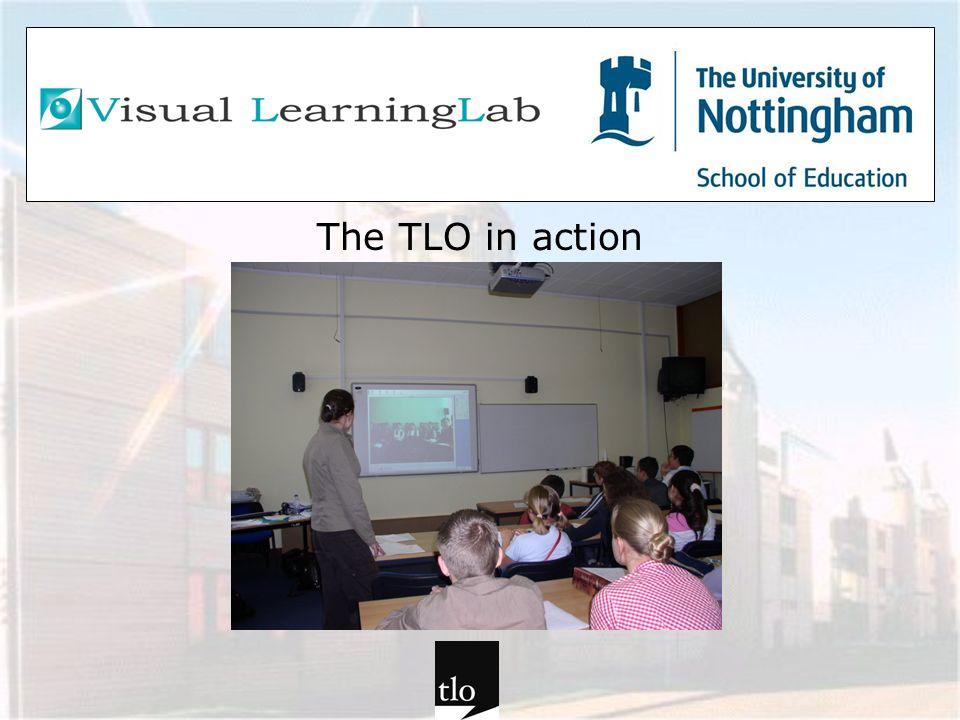 Theorising TLO interactions In summary, the TLO helps to … … create communities of practice (Holmes, 2001) … develop theories of practice (van Lier, 1996) … explore postmethod pedagogies (Kumaradivelu, 2001)
