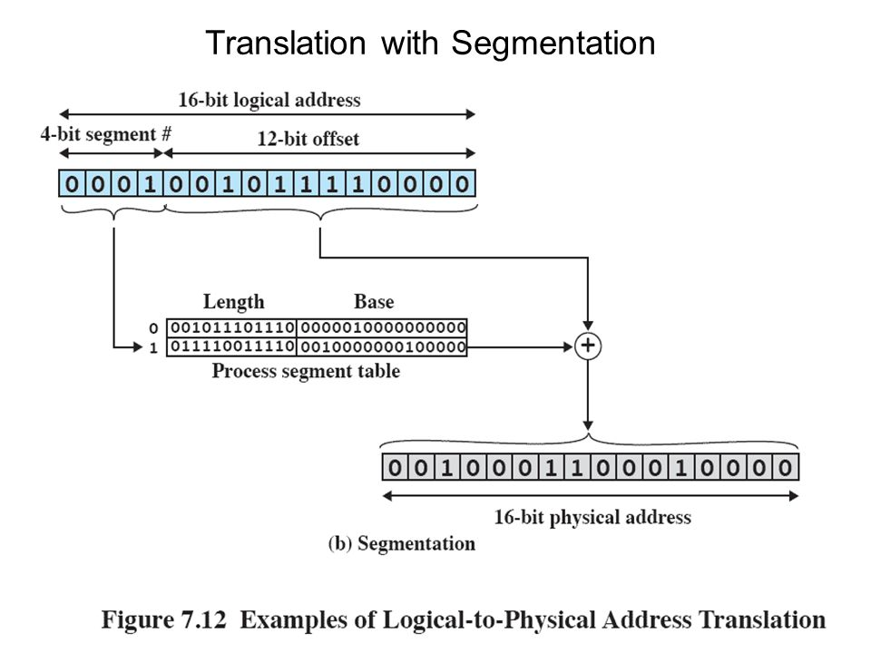 Translation with Segmentation