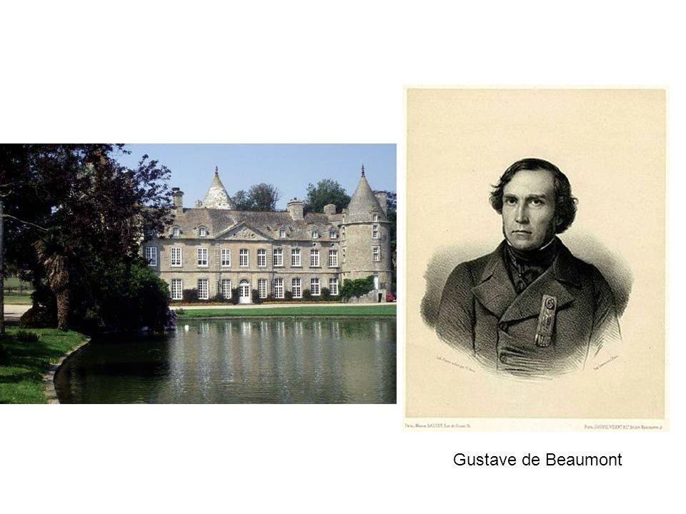 Gustave de Beaumont