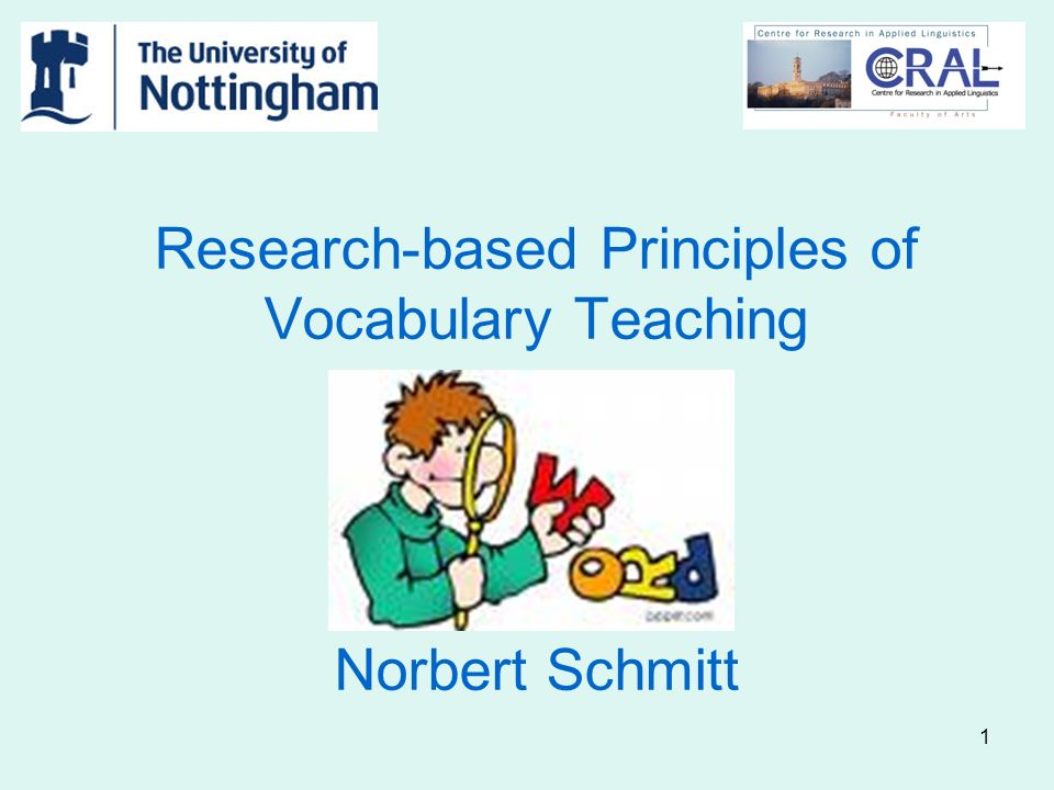 2 Importance of Vocabulary How important is vocabulary in first and second language use? ?