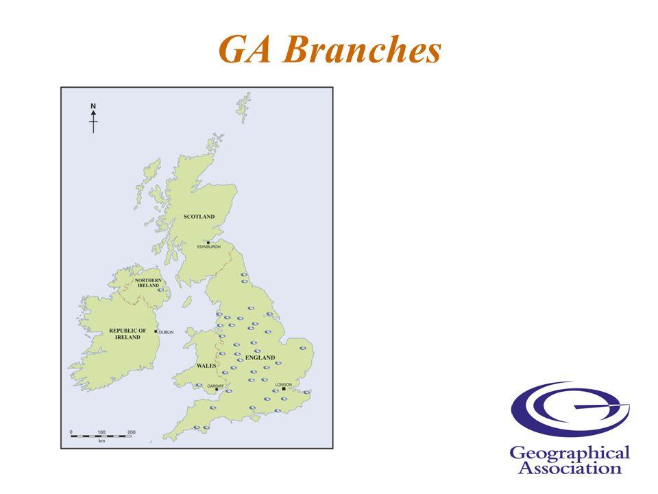 GA Branches