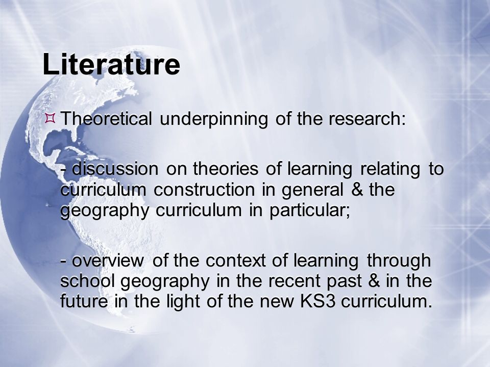 The New KS3 Curriculum Whole curriculum framework, shown as a big picture.