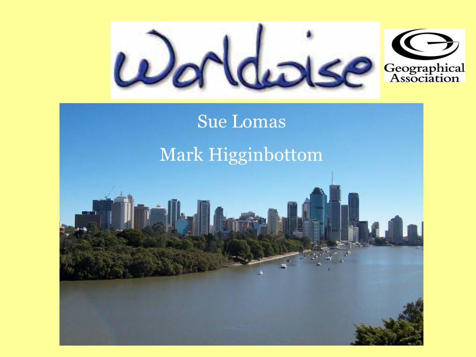 Sue Lomas Mark Higginbottom