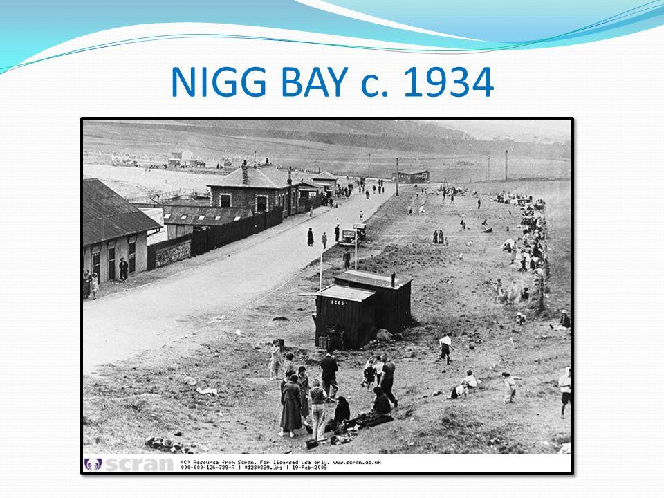 NIGG BAY c. 1934