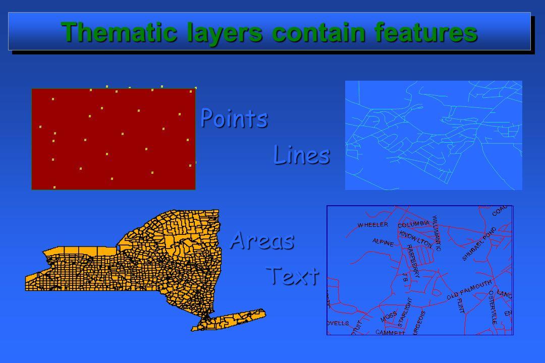 GIS Is a Visual Language