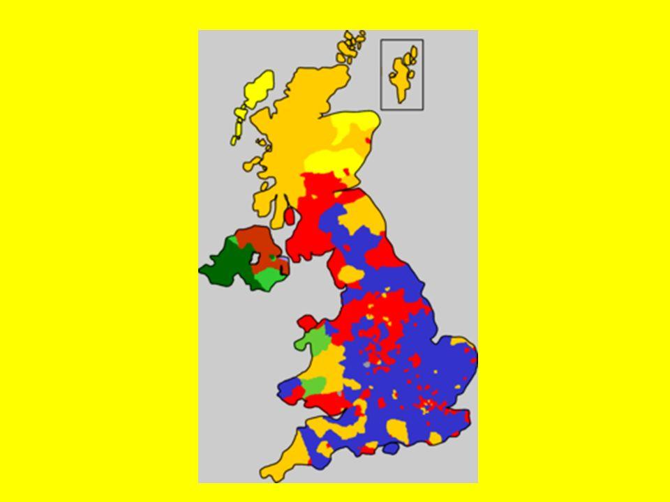 2005 General Election Labour 356* Con.