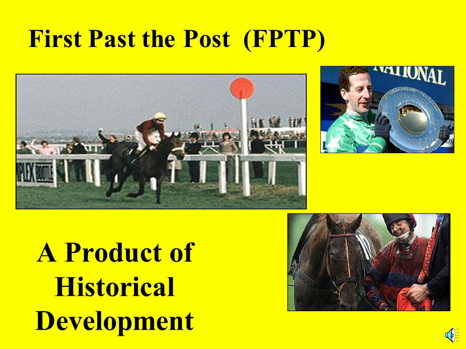 First Past the Post Additional Member System