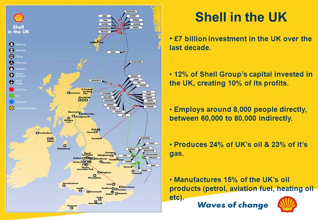 £7 billion investment in the UK over the last decade.