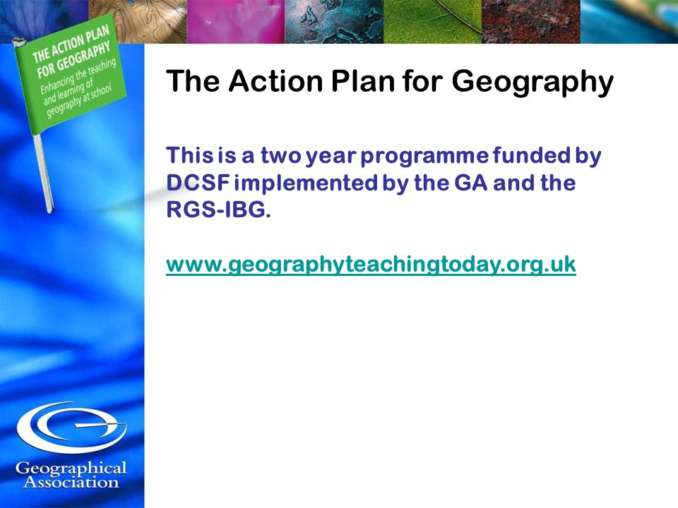 Geography Teachers Tool Kit Moving stories (why is the population of the changing?) A thorny issue (should I buy a Valentines rose?) Into Africa (how