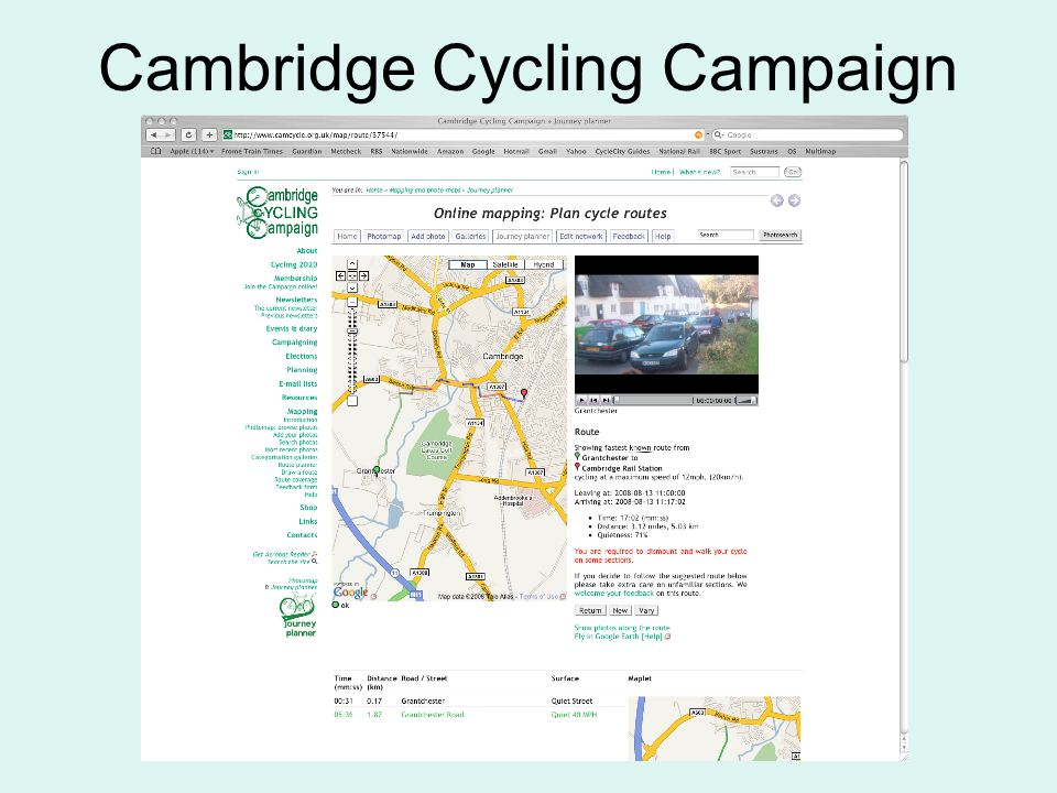 Cambridge Cycling Campaign