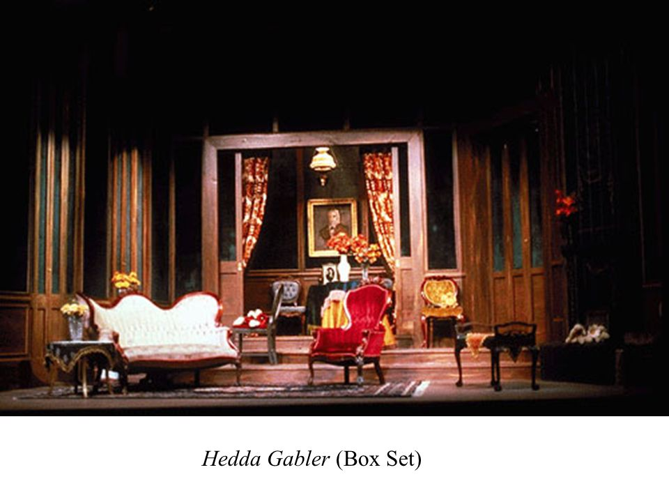 Hedda Gabler (Box Set)
