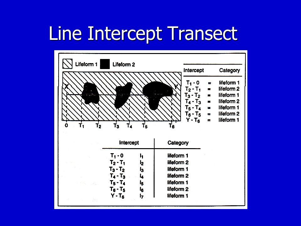 Line Intercept Transect