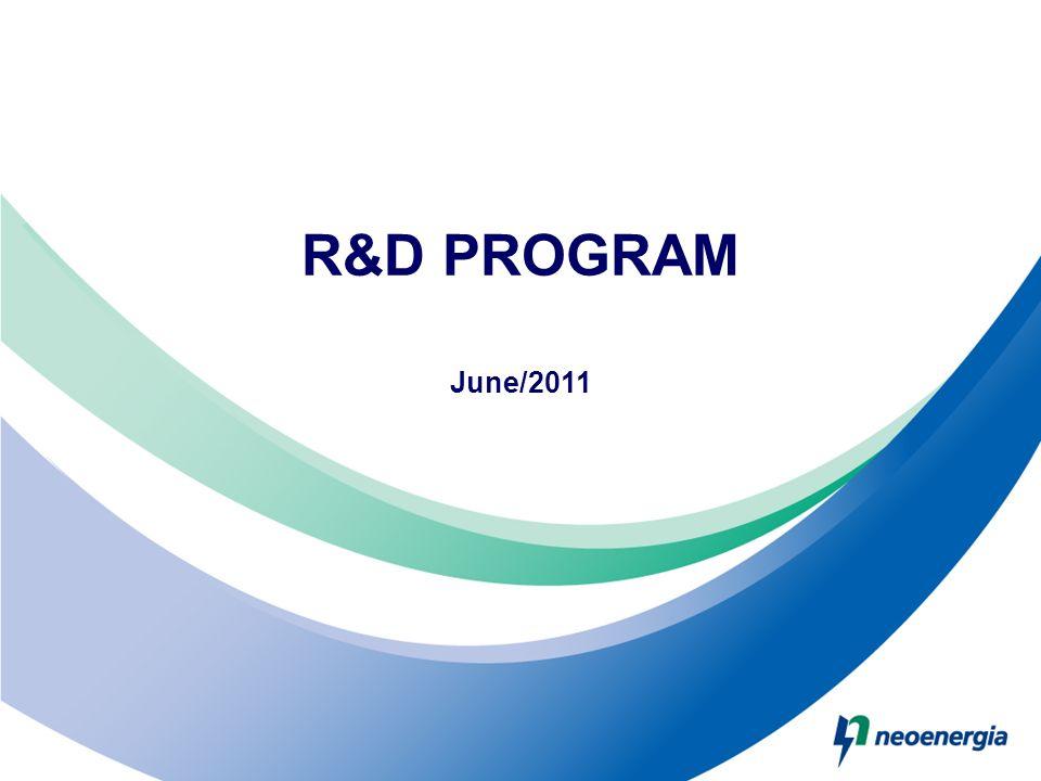 R&D PROGRAM June/2011