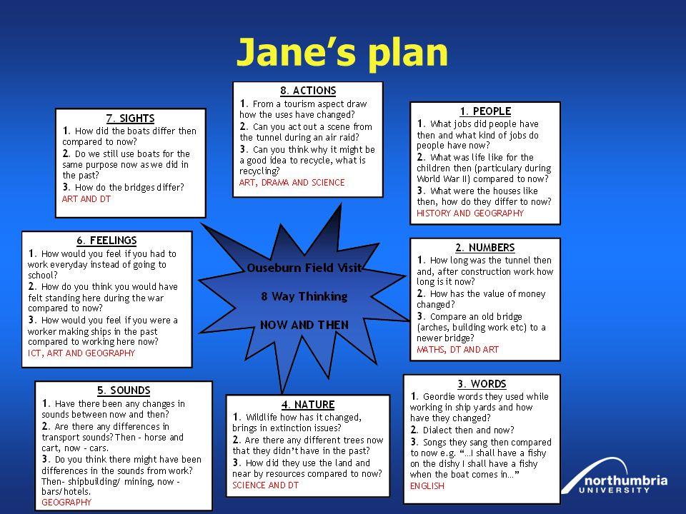 Janes plan