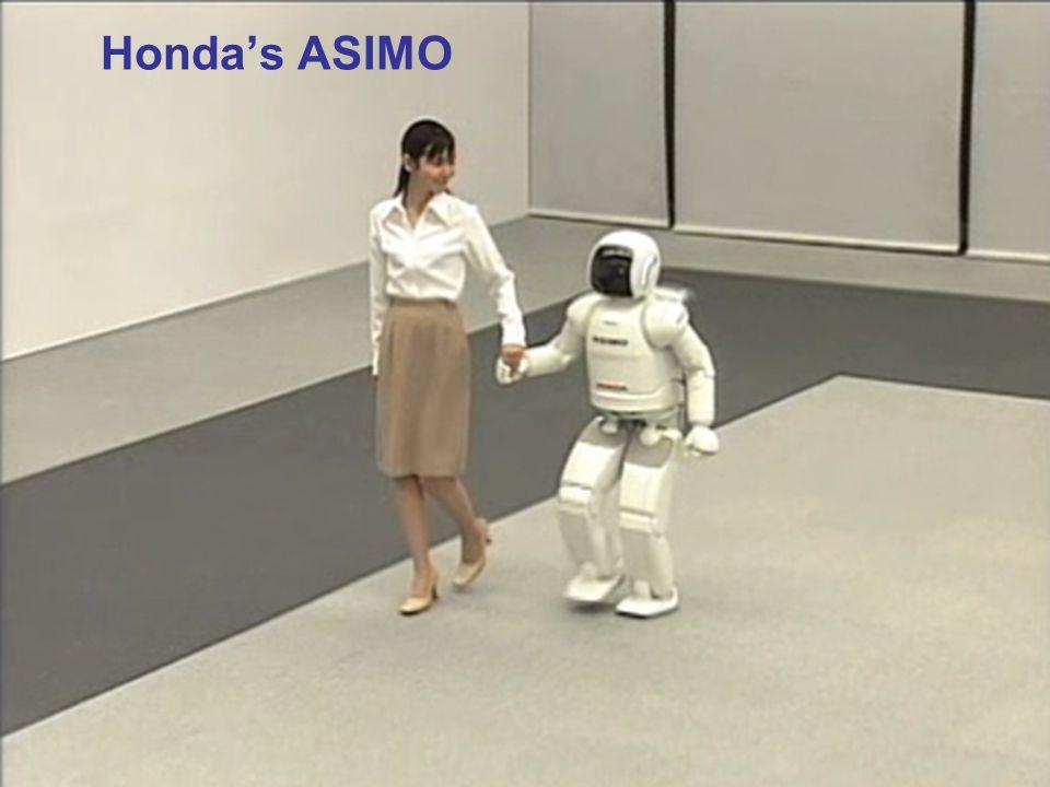 Hondas ASIMO